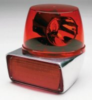 Whelen B6T Series Rotating Beacon & Linear-LED Lower