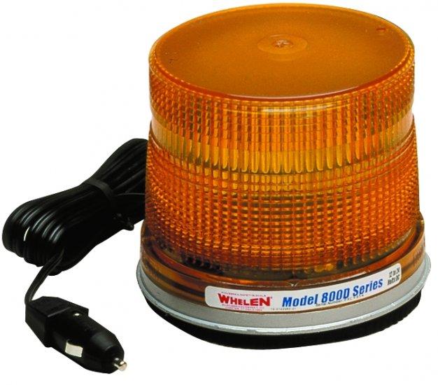 Whelen 800D Series Heavy Duty 25 Watt Strobe Beacon - 800DL*M ...