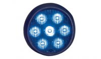Code 3 Par 36 LED Light Head Charger Fog Light Mounting