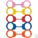 Peerless Model 750 � Chain Link Colored Handcuffs