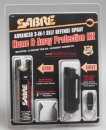 Sabre S-HAPK Home & Away Pepper Spray Protection Kit